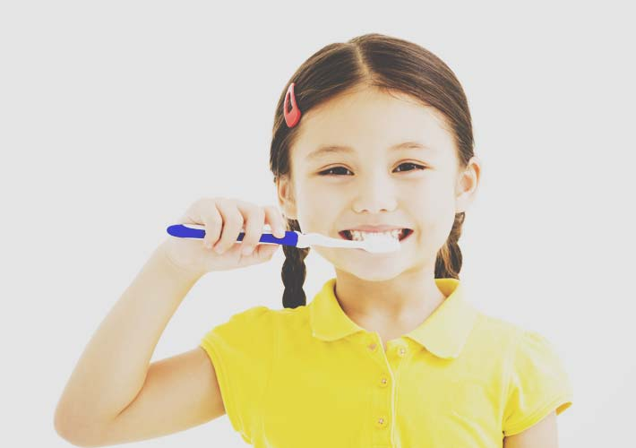 Great dental health for kids